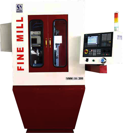CNC Mill Trainers with Industrial Controller, CNC Mill