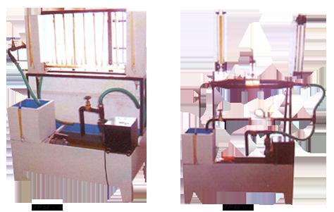 Fluid Mechanics Lab Equipments Loading And Unloading Arm